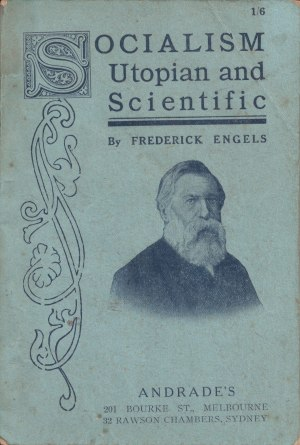 Engels booklet reprinted by Andrade