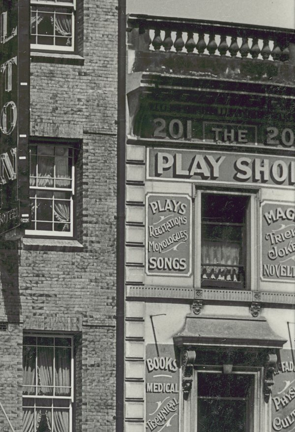 Play Shop in the 1940s